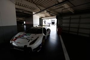 #63: Scuderia Corsa Ferrari 488 GT3, GTD: Cooper MacNeil, Toni Vilander