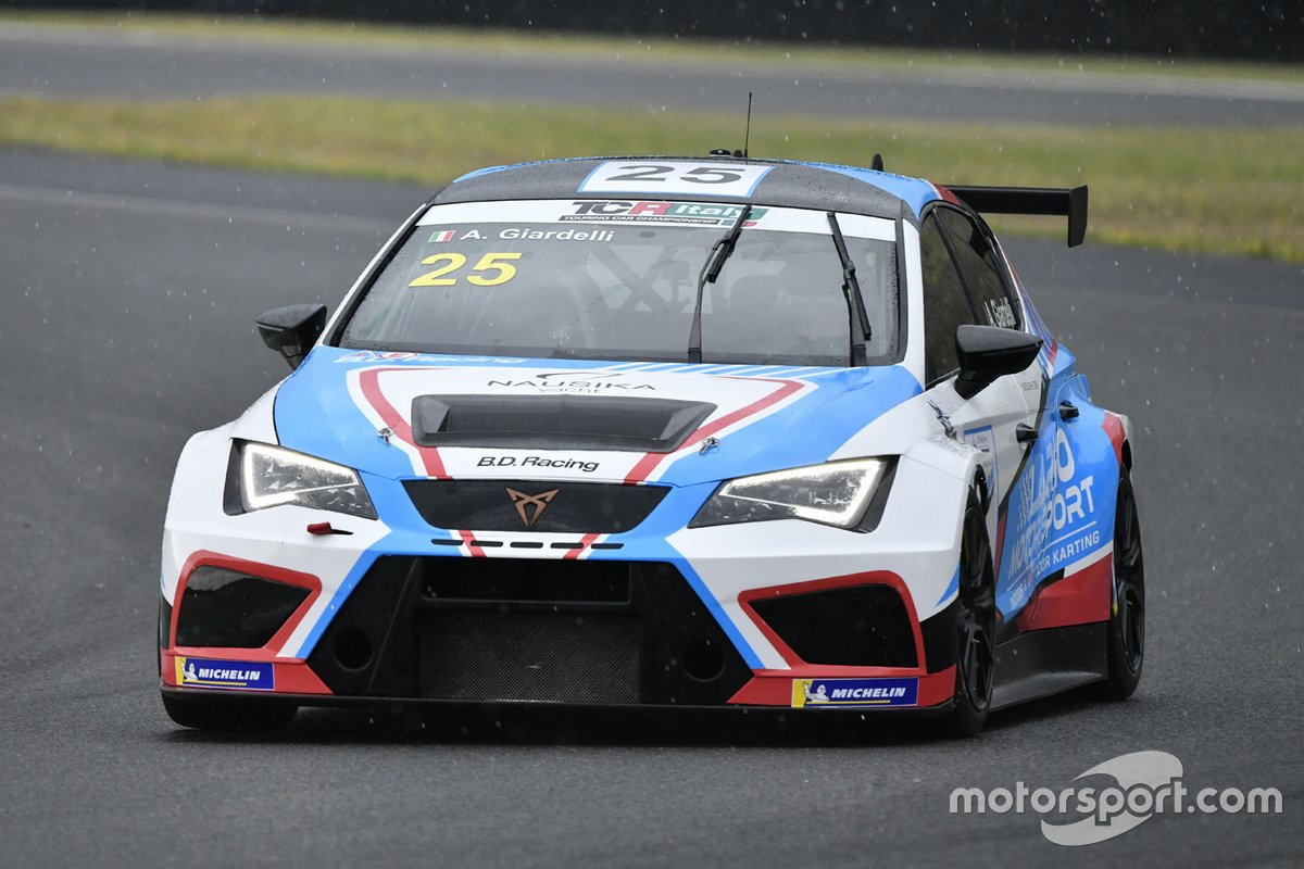 Alessandro Giardelli, B.D. Racing, Cupra TCR