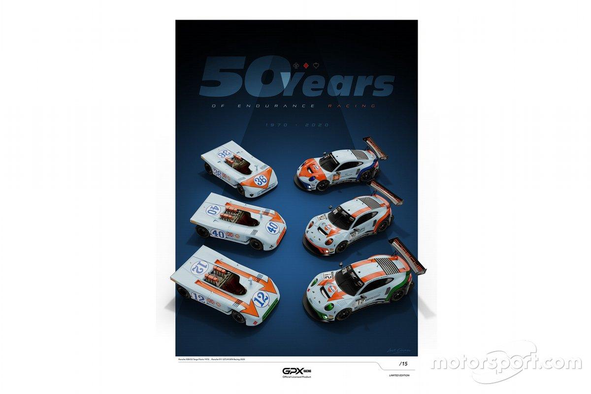 GPX Racing, Porsche 911 GT3 R