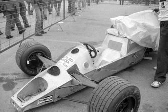Williams FW07 Ford chasis