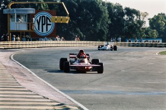 Niki Lauda, March 721 Ford, GP d'Argentina del 1972