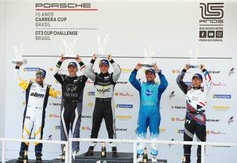 Pódio 3.8 Sport - Porsche