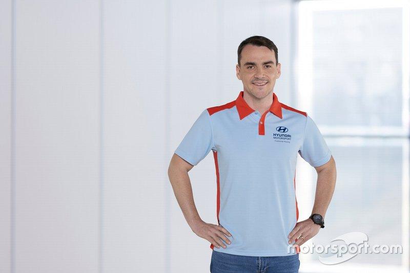 Norbert Michelisz, BRC Hyundai N LUKOIL Squadra Corse