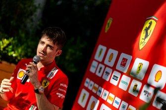 Шарль Леклер, Scuderia Ferrari