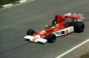 James Hunt, McLaren M23
