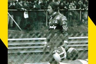 Casco Gilles Zolder