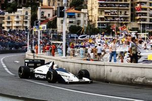 Martin Brundle, Brabham BT58 Judd