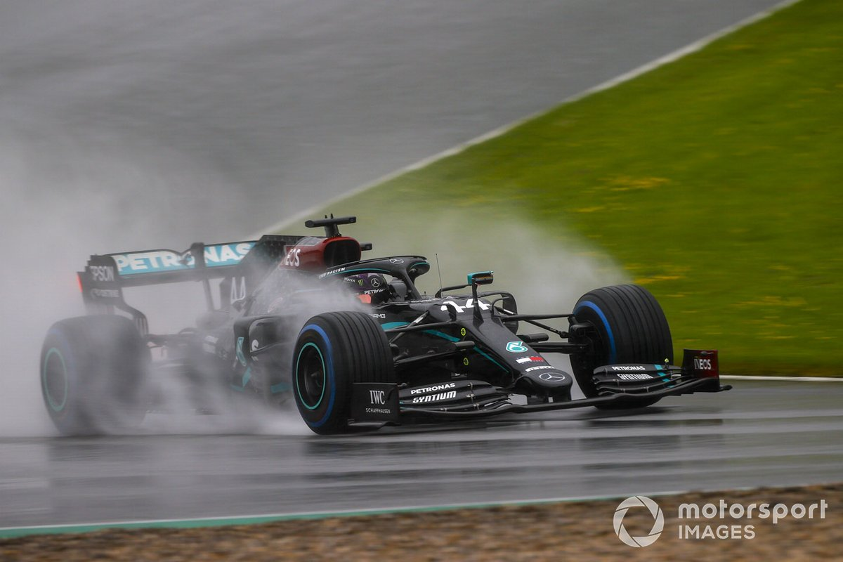 Lewis Hamilton, Mercedes F1 W11 EQ Performance