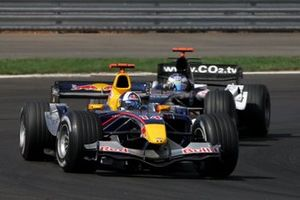 David Coulthard, Red Bull Racing RB1