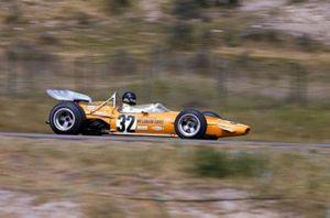 Дэн Герни, McLaren M14A