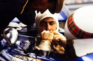 Jackie Stewart, Tyrrell, March 701, mit Ken Tyrrell