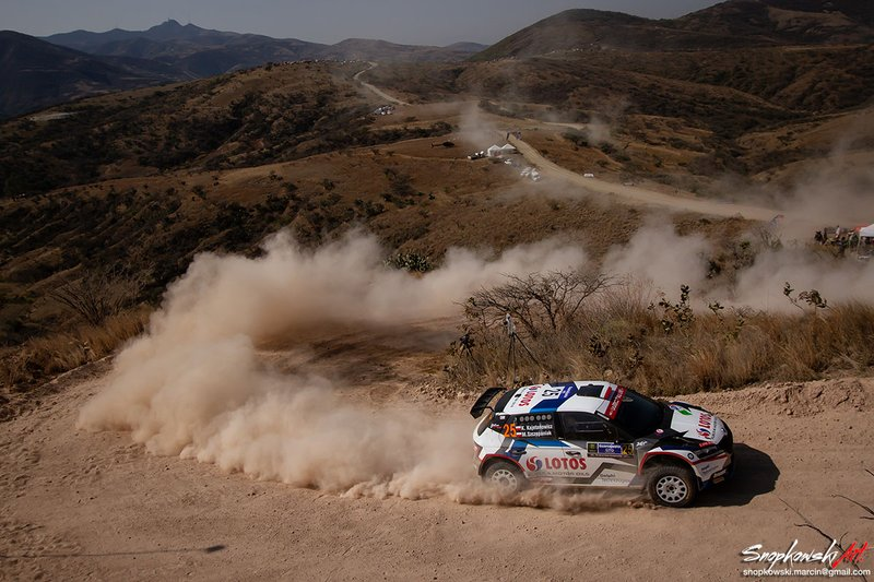 Rally Mexico 2020