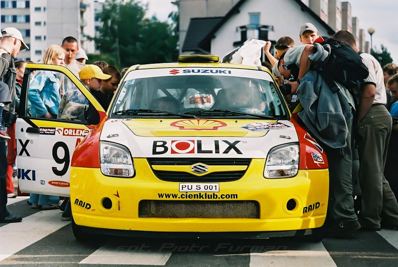 Grzegorz Grzyb, Przemysław Mazur, Suzuki Ignis S1600