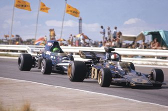 Dave Walker, Lotus 72D