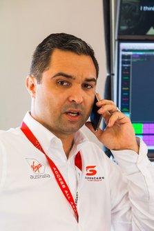 Shaun Seamer , Virgin Australia supercars
