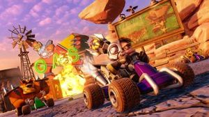 Imagen de 'Crash Team Racing: Nitro Fueled'