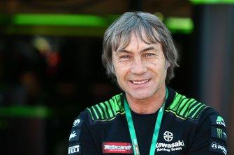 Ron Leon Haslam, Kawasaki Racing Team