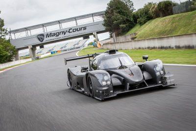 Ligier JS P320 unveil