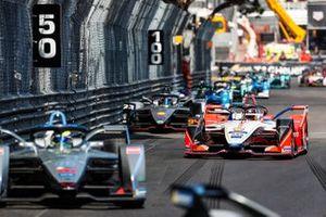 Felipe Massa, Venturi Formula E, Venturi VFE05 Pascal Wehrlein, Mahindra Racing, M5 Electro, Sébastien Buemi, Nissan e.Dams, Nissan IMO1