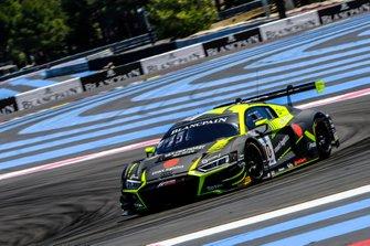 #10 Belgian Audi Club Team WRT Audi R8 LMS GT3 Evo: Charles Weerts, Rik Breukers, TBC