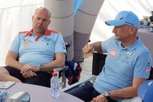 Andrea Adamo, Team principal Hyundai Motorsport, Gabriele Tarquini