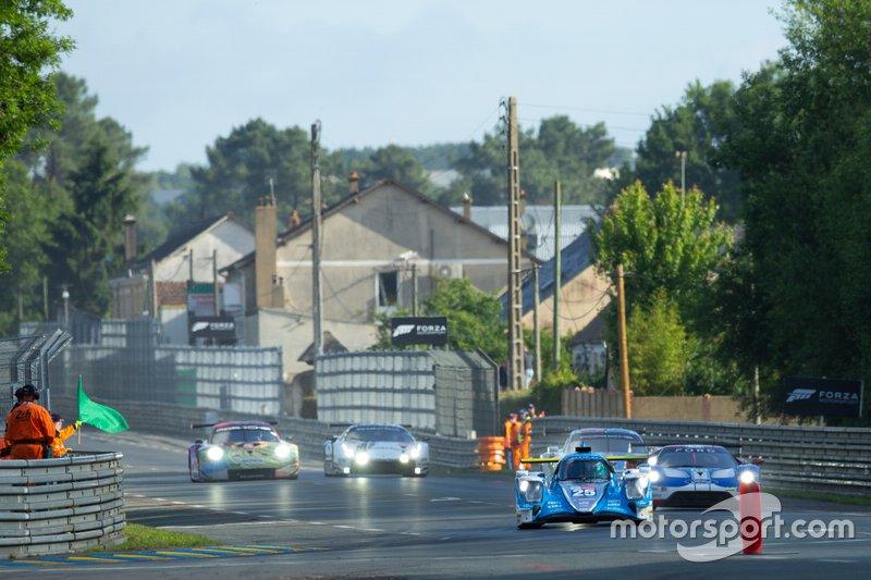 #25 Algarve Pro Racing Ligier JSP217 Gibson: David Zollinger, Andrea Pizzitola, John Falb