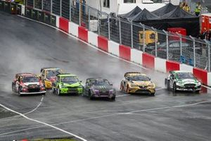 Start der Rallycross-WM 2019 in Hell