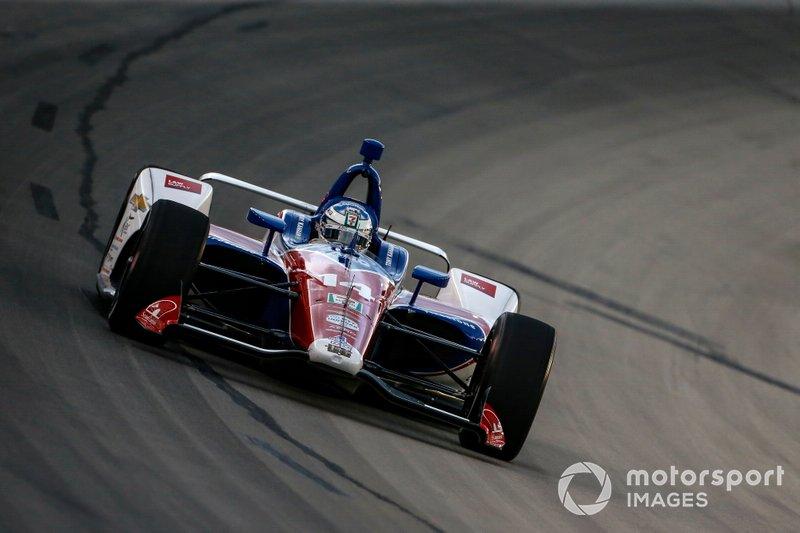 10. Tony Kanaan, A.J. Foyt Racing Chevrolet