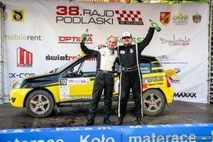 Radosław Perkowsk, Robert Dąbkowski, Renault Clio