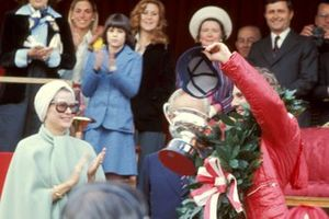 Prinses Grace en Niki Lauda