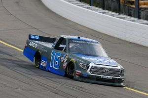 Austin Hill, Hattori Racing Enterprises, Toyota Tundra ARCO National Construction