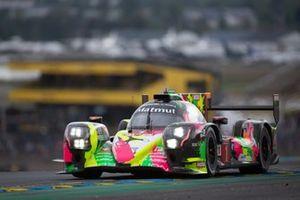 #1 Rebellion Racing, Rebellion R13-Gibson: Andre Lotterer, Neel Jani, Bruno Senna