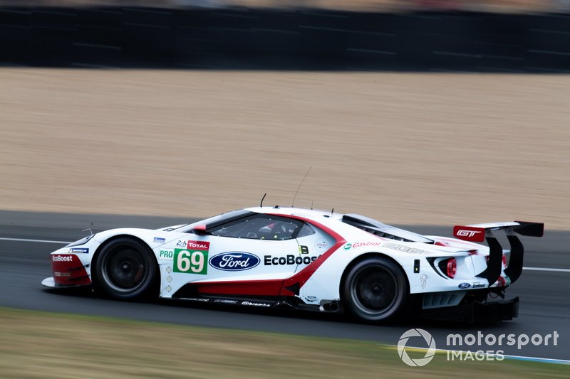 #69 Ford Chip Ganassi Racing, Ford GT: Scott Dixon, Ryan Briscoe, Richard Westbrook