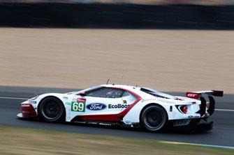 #69 Ford Chip Ganassi Racing, Ford GT: Scott Dixon, Ryan Briscoe, Richard Westbrook