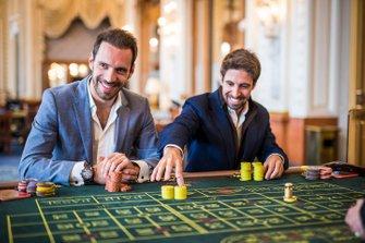 Jean-Eric Vergne, DS TECHEETAH, Antonio Felix da Costa, BMW I Andretti Motorsports scommettono al Le Casino