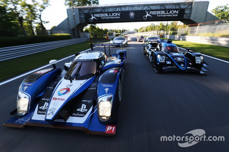 Masters Endurance Legends ed European Le Mans Series a Monza