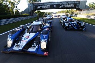 Le Masters Endurance Legends et l'European Le Mans Series à Monza