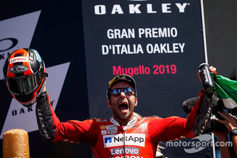 "<img class=""ms-flag-img ms-flag-img_s2"" title=""Italy"" src=""https://cdn-4.motorsport.com/static/img/cf/it-3.svg"" alt=""Italy"" width=""32"" /> Danilo Petrucci : 1 victoire"