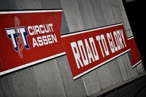Logo TT del circuito ad Assen