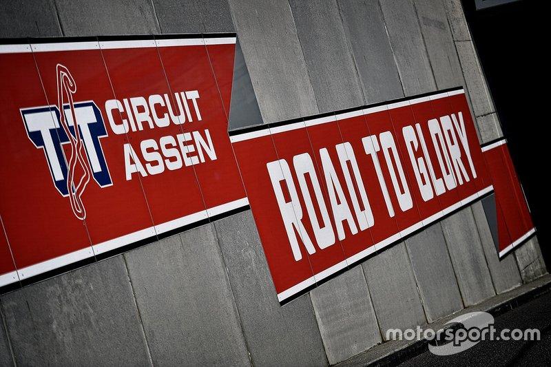 Logo del circuito TT Assen