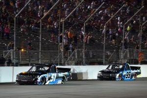 Christian Eckes, Kyle Busch Motorsports, Toyota Tundra SiriusXM, Ben Rhodes, ThorSport Racing, Ford F-150 Carolina Nut