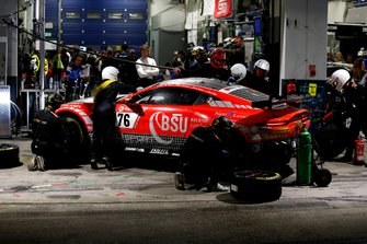 #76 Prosport-Performance Aston Martin Vantage GT4: Jörg Viebahn, Nicolaj Moller-Madsen, Jonas Lappaleinen