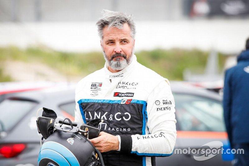 Yvan Muller, Cyan Racing Lynk & Co 03 TCR