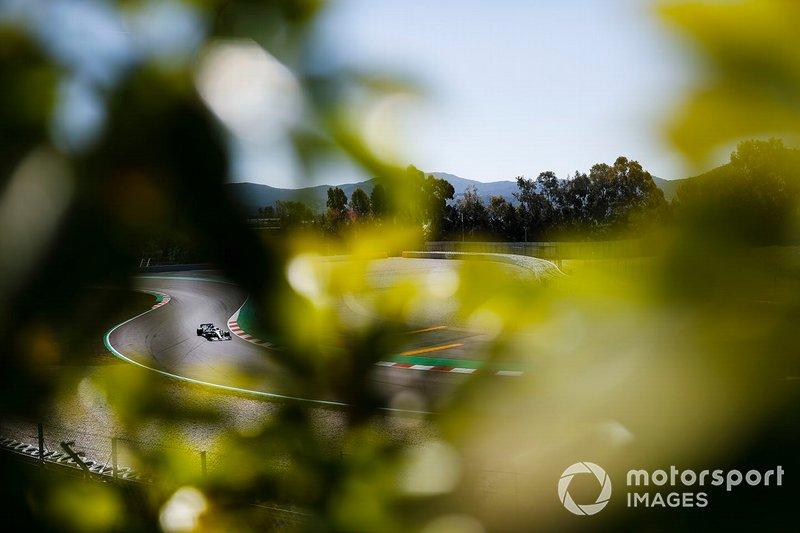 Nikita Mazepin, tester privato, Mercedes AMG F1