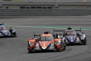#26 G-Drive Racing Aurus 01 Gibson: Роман Русинов, Йоб ван Эйтерт и Норман Нато