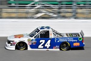 Brett Moffitt, GMS Racing, Chevrolet Silverado Concrete Supply/Central Plains Cement Company