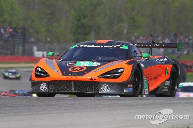 Toyota Of Hickory >> #76 Compass Racing McLaren 720S GT3, GTD: Paul Holton, Matt Plumb at Mid-Ohio