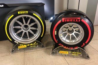 Un pneu 18