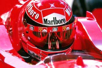 Михаэль Шумахер, Ferrari F1 2000