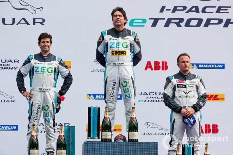 Foi o terceiro triunfo de Cacá no campeonato, fazendo dele o piloto que mais subiu no lugar mais alto do pódio no campeonato.